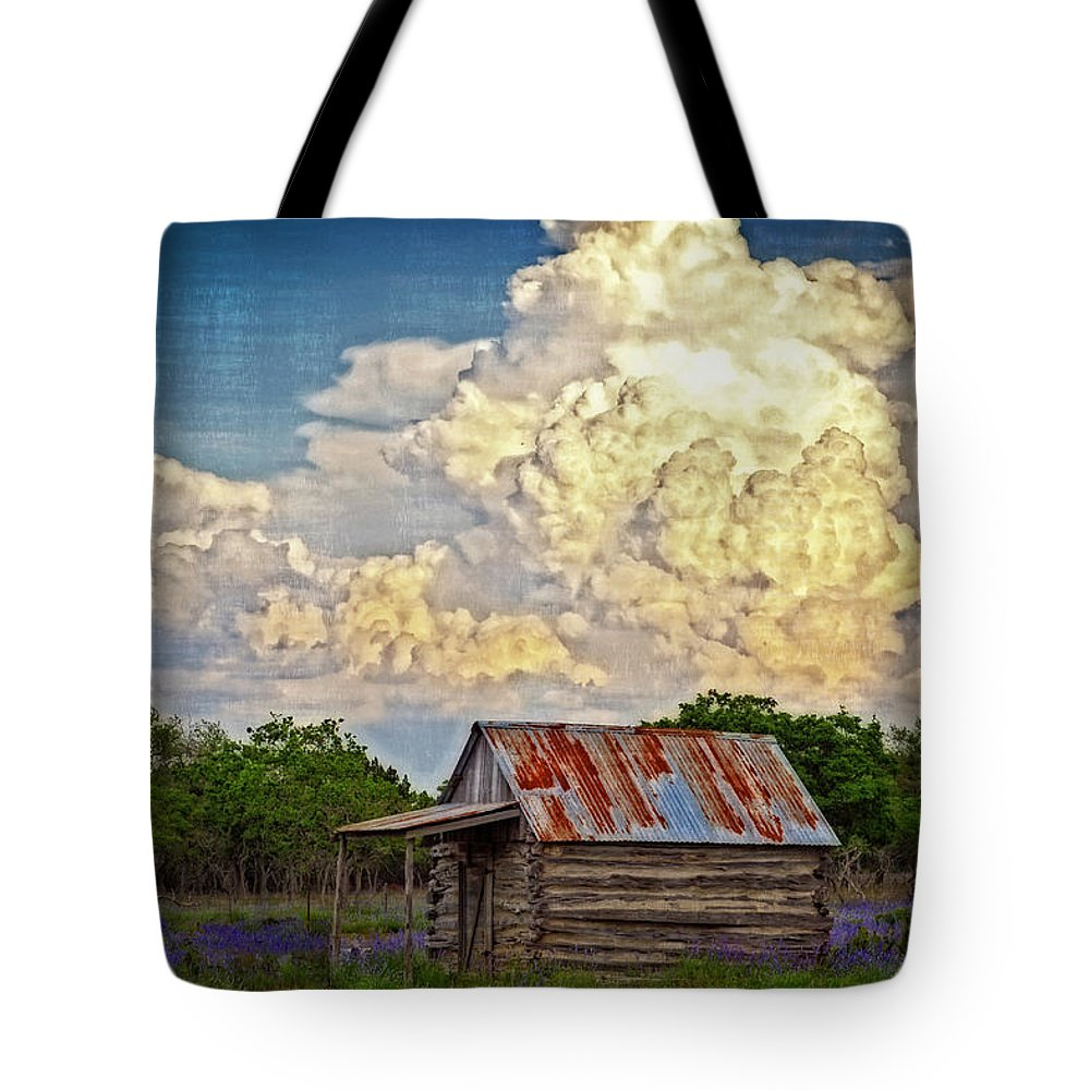 Landscape Tote Bag featuring the photograph Treacherous Beauty by Lynn Bauer
