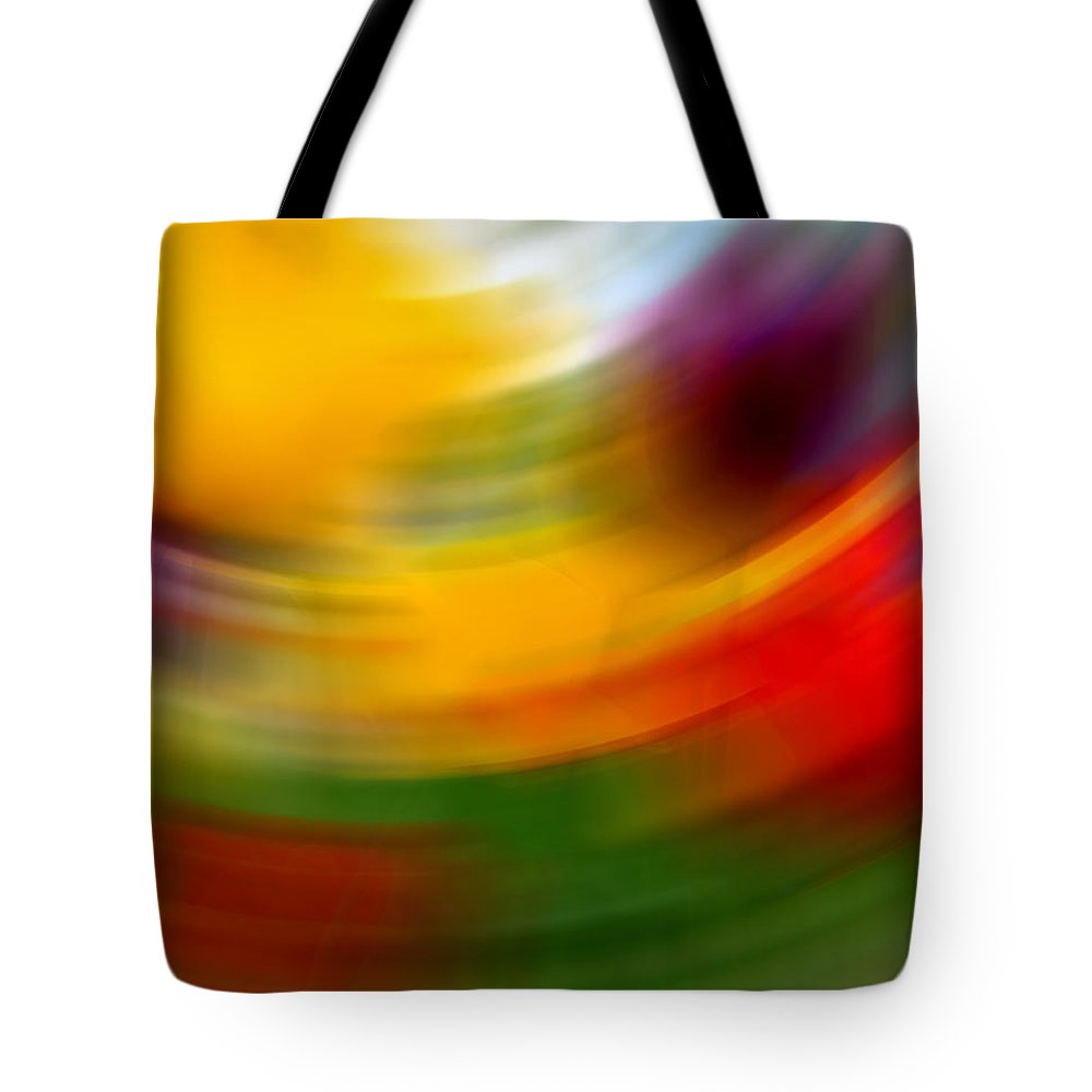 Tulips Art Tote Bag featuring the photograph Tulips by Mark Ashkenazi