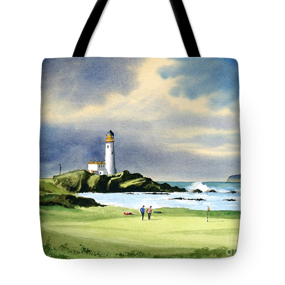 Famous Lighthouse Tote Bags