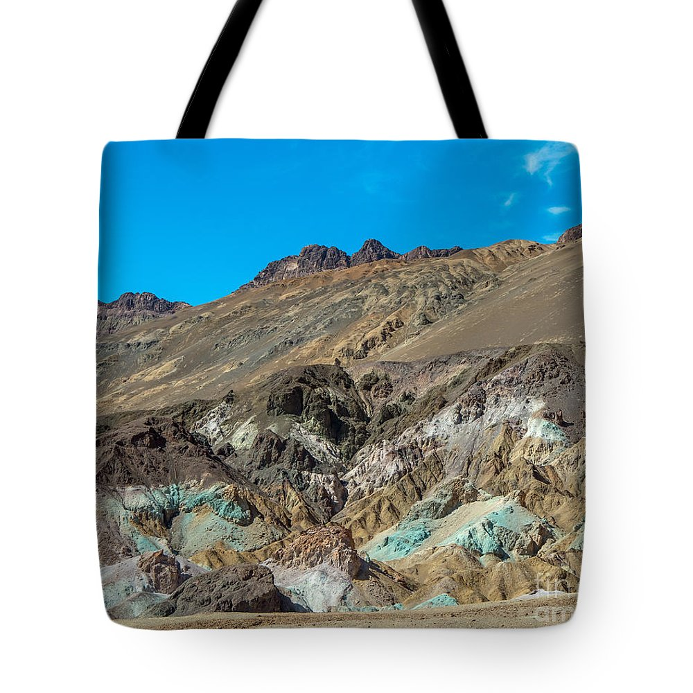 Turquoise Tote Bag featuring the photograph Turquoise by Stephen Whalen