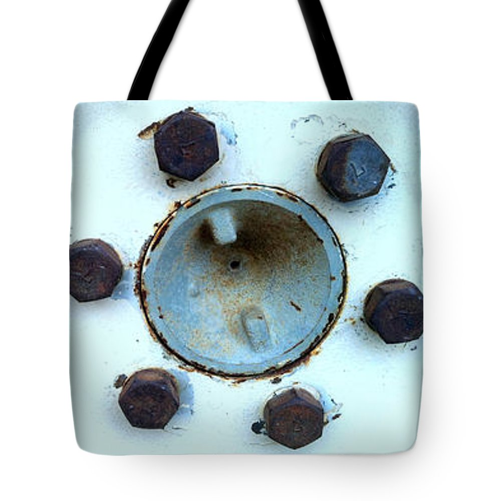 Triptych Tote Bag featuring the photograph Twilight by Marlene Burns