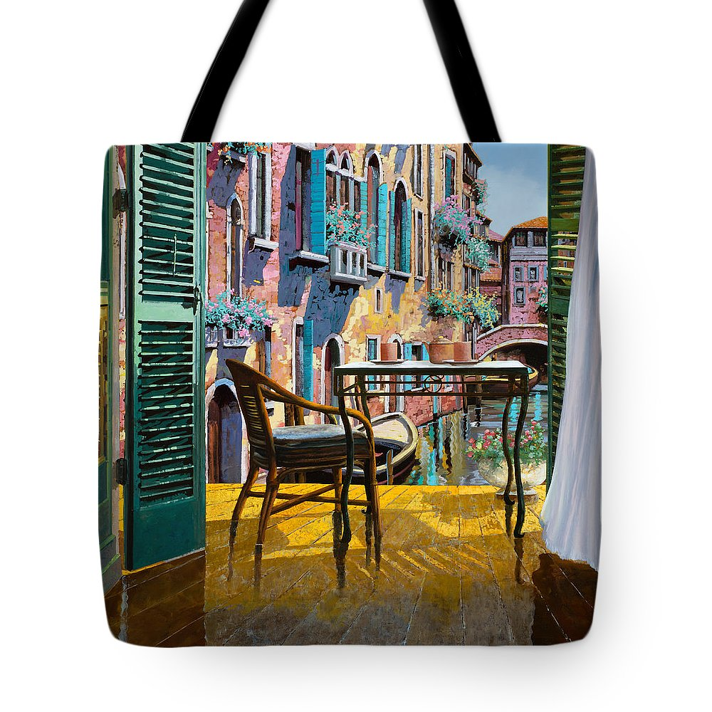 Un Soggiorno A Venezia Tote Bag for Sale by Guido Borelli