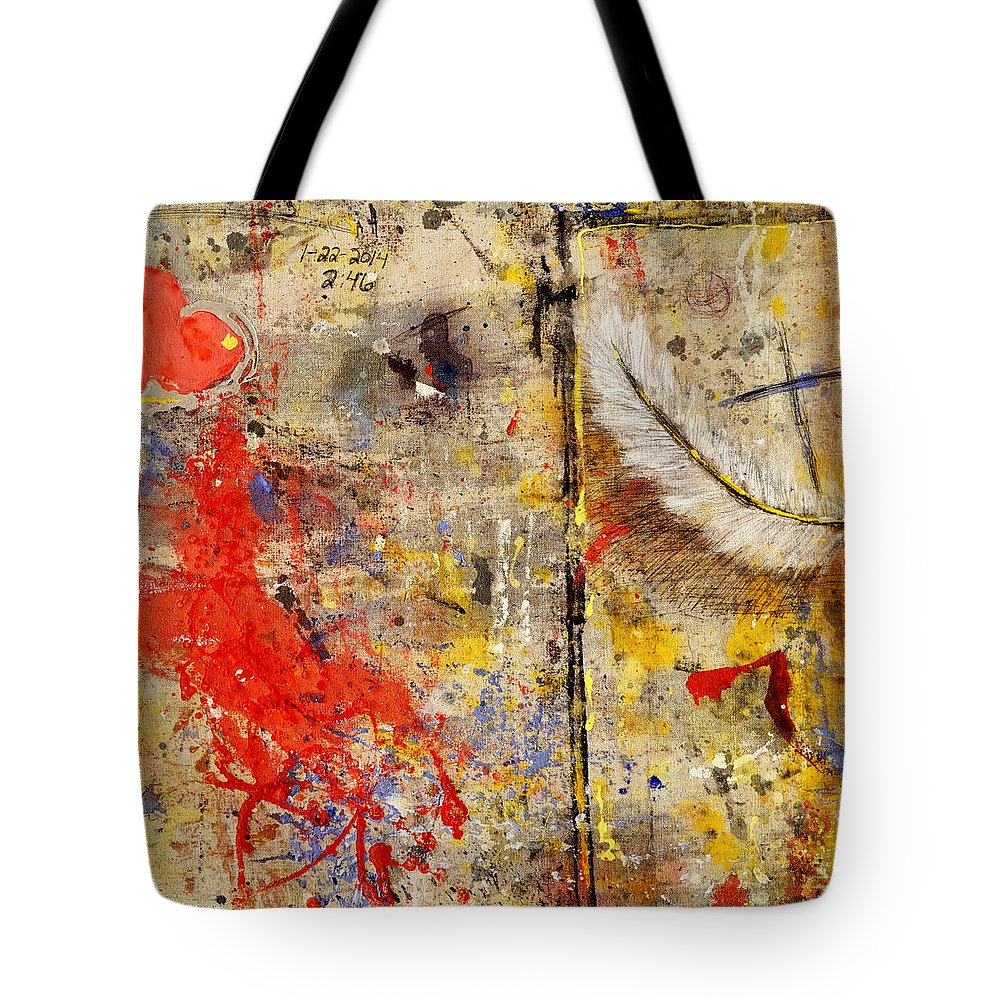 Love Tote Bag featuring the painting Unconditional by Giorgio Tuscani