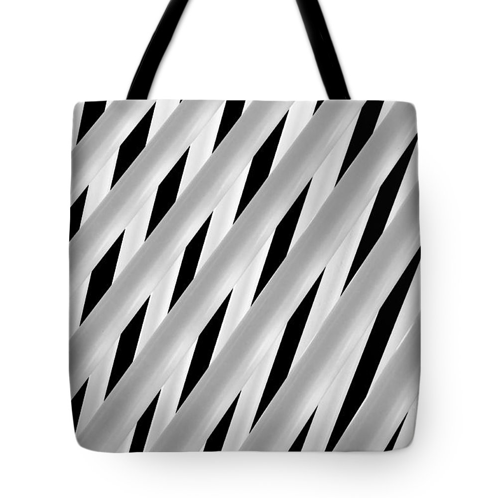 Art Tote Bag featuring the photograph Unconscious Inference by Charles Dobbs