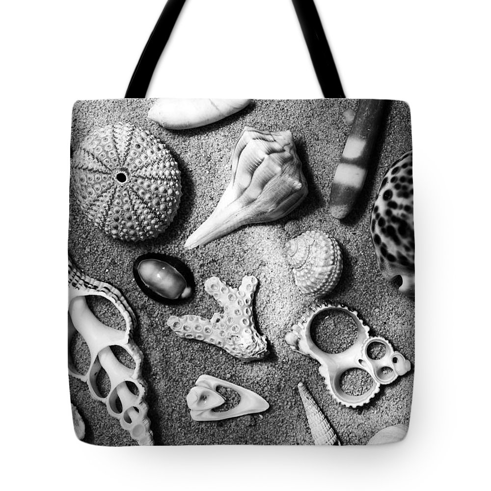 Under The Sea Tote Bag featuring the photograph Under The Sea by Tom Druin