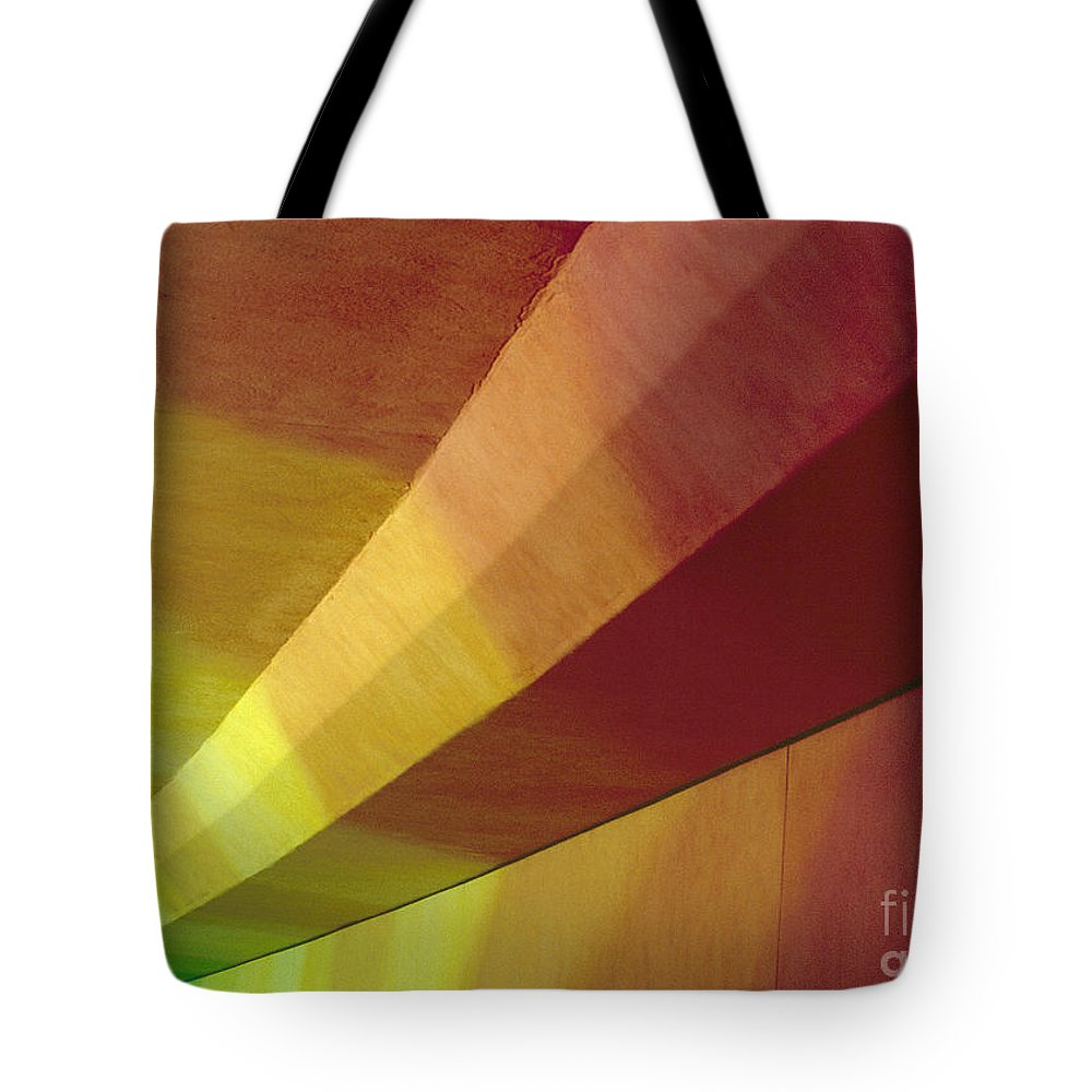 Germany Tote Bag featuring the photograph underground station Munich 2 by Rudi Prott