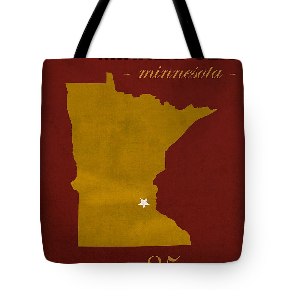 University Of Minnesota Tote Bags