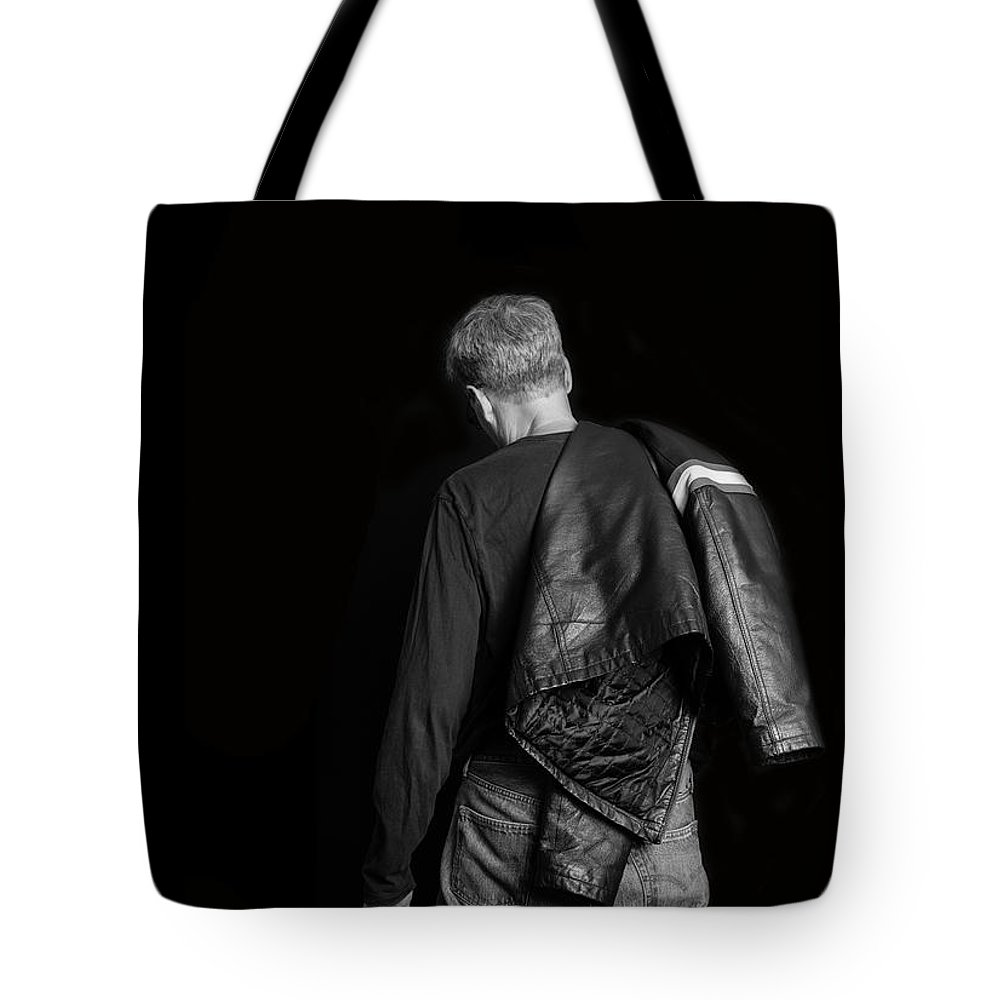 Self Tote Bag featuring the photograph Untitled by Edward Fielding