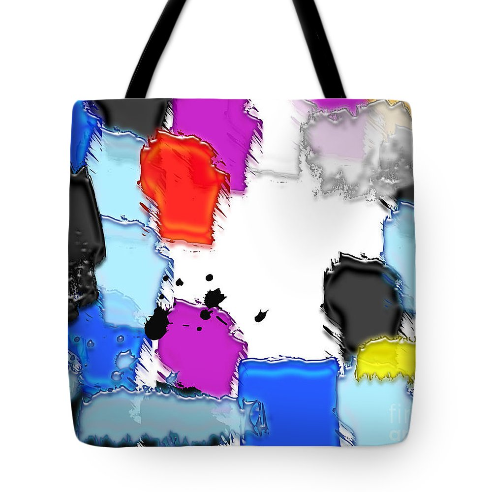 Digital Tote Bag featuring the photograph Untitled by Tina M Wenger