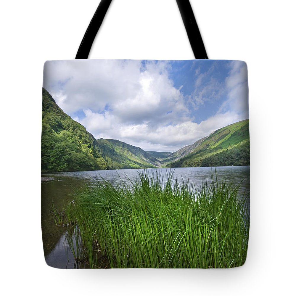 Lake Tote Bag featuring the photograph Upper Lake by Thomas Glover