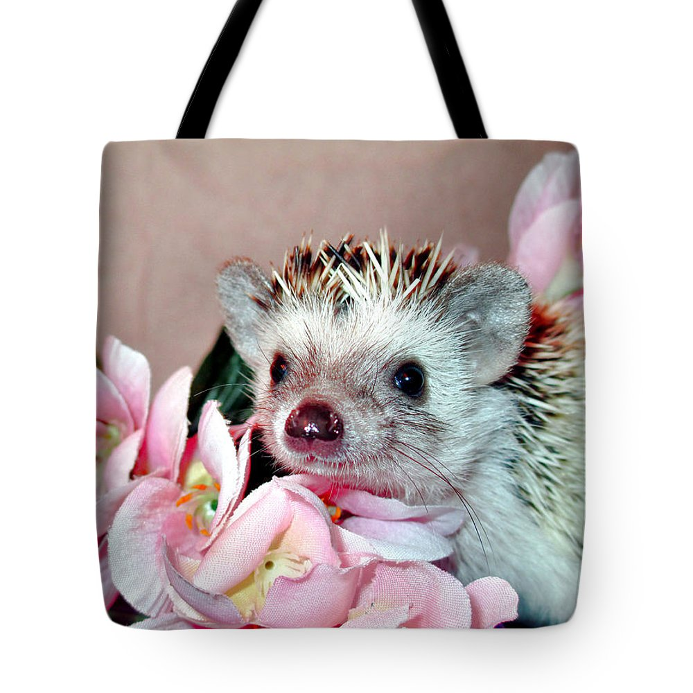 Valentine Tote Bag featuring the photograph Valentines by Art Dingo