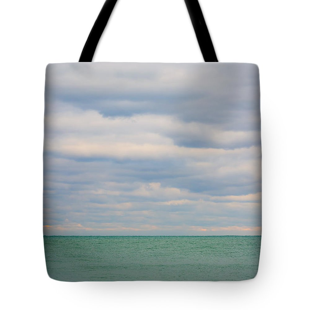 Water Tote Bag featuring the photograph Vastness by Margie Hurwich