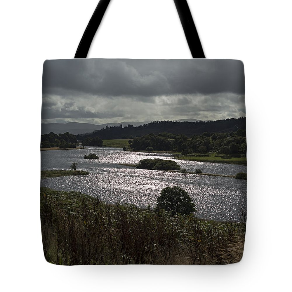view at isle of skye tote bag for sale by dubi roman. Black Bedroom Furniture Sets. Home Design Ideas