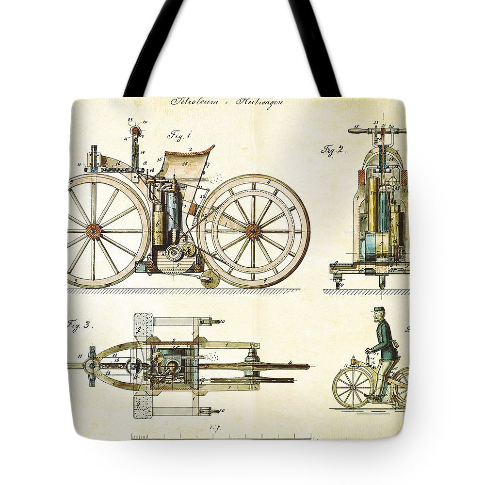 Maybach Tote Bags Fine Art America Engine Diagram