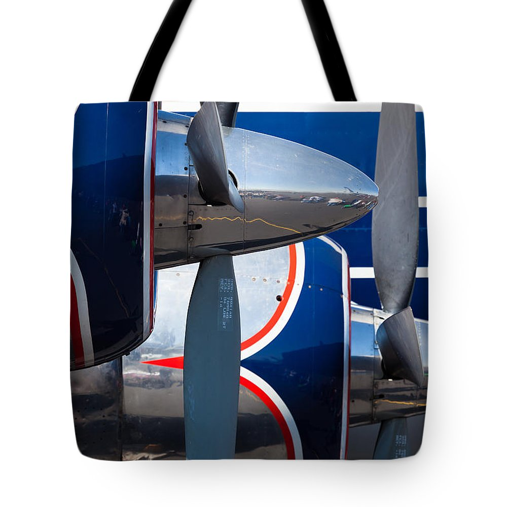 1930s Tote Bag featuring the photograph Vintage Airplane by Raul Rodriguez