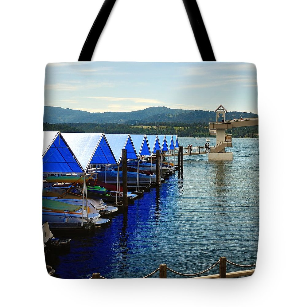 Walk Tote Bag featuring the photograph Walkway 6742 by Jerry Sodorff