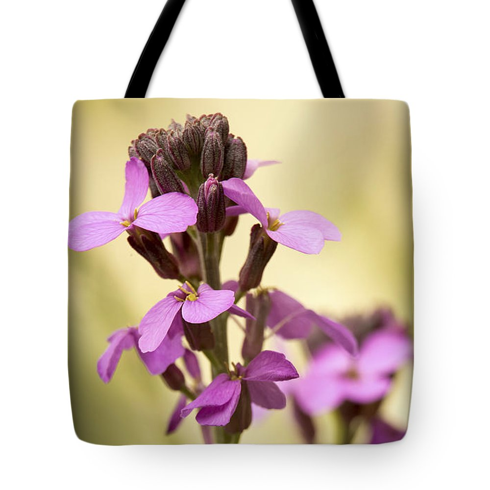 Wallflower Tote Bag featuring the photograph Wallflower by Caitlyn Grasso