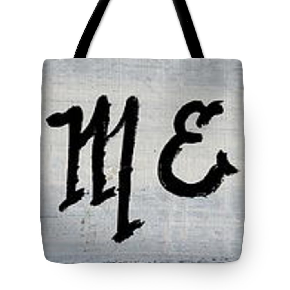 Welcome Tote Bag featuring the painting Welcome by Ashley Galloway