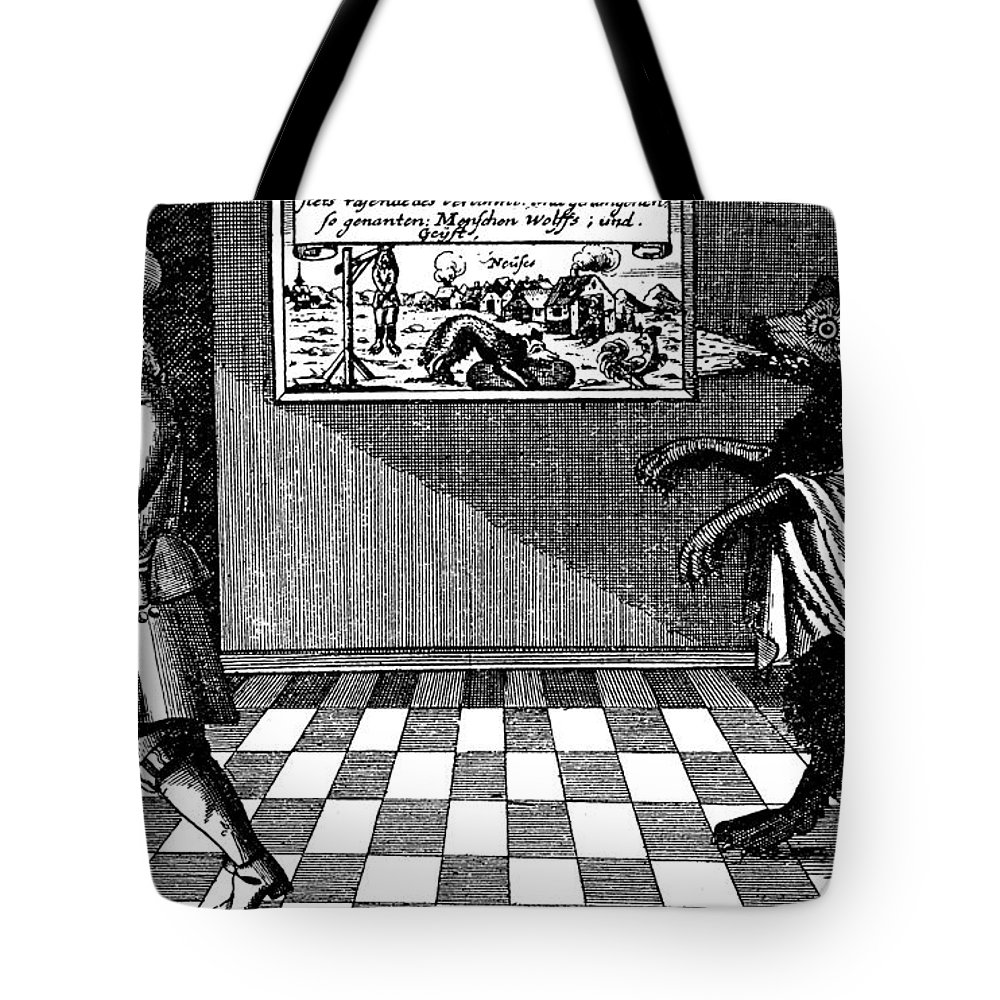 Shape Shifter Photographs Tote Bags