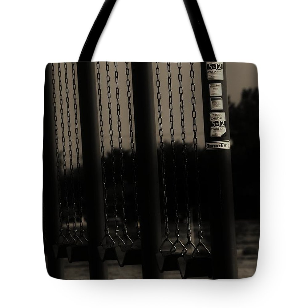 Black Tote Bag featuring the photograph Where Are They? by Jessica Shelton