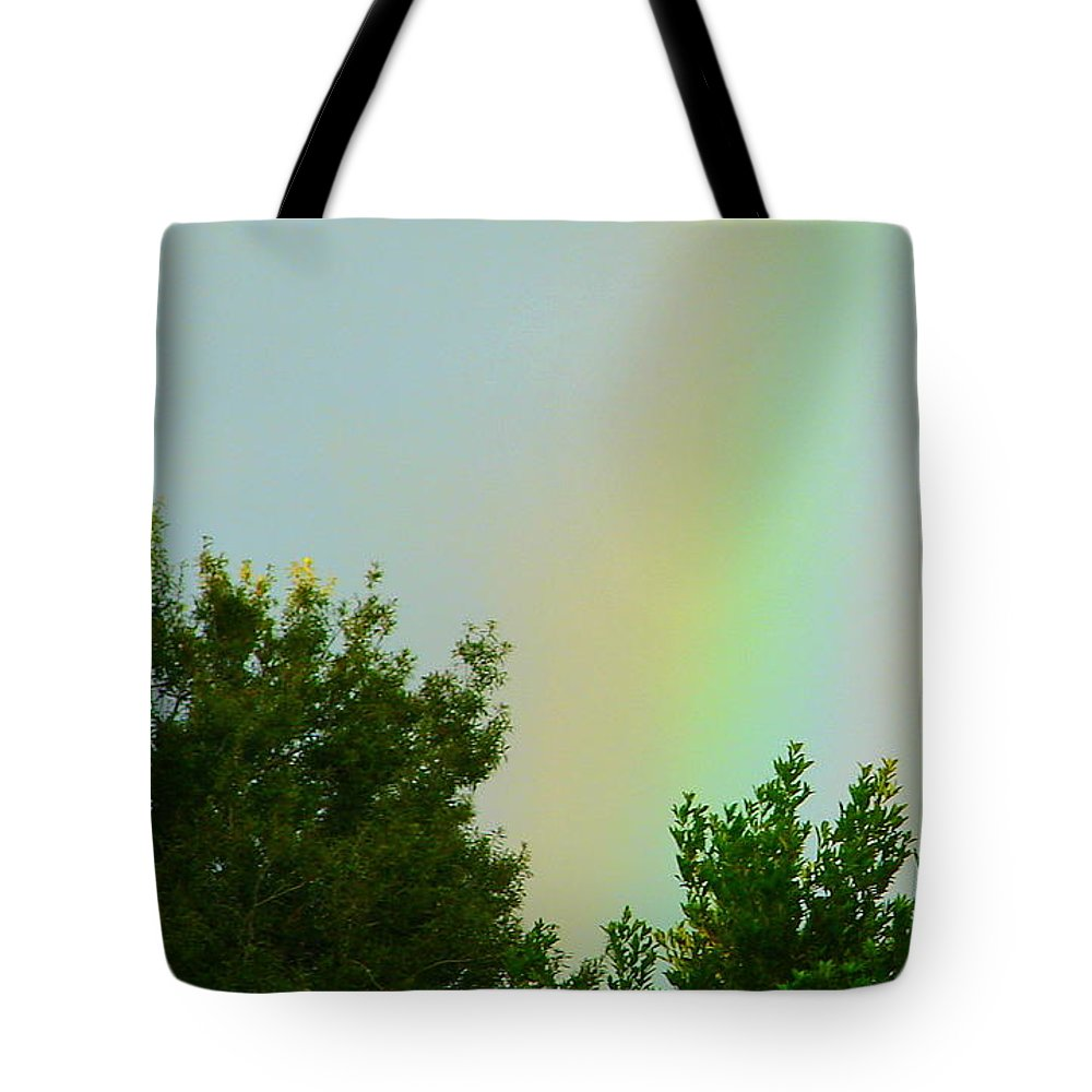Gold Tote Bag featuring the photograph Where's My Pot Of Gold? by Lew Davis