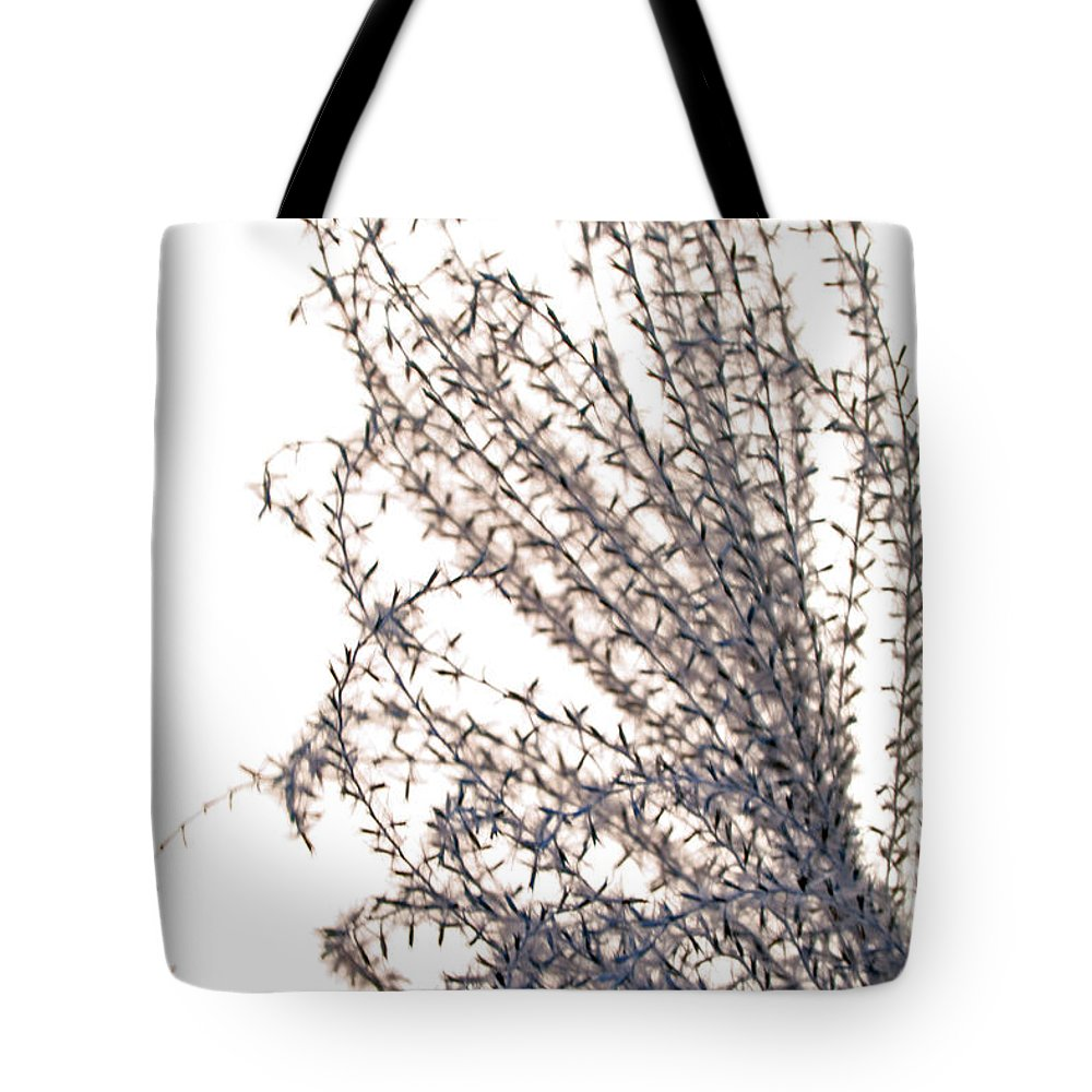 National Arboretum Tote Bag featuring the photograph Whiff by Carolyn Stagger Cokley