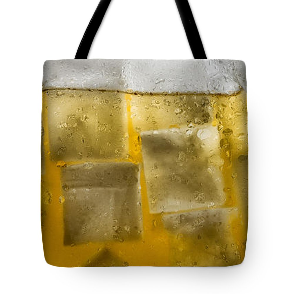 Whiskey Tote Bag featuring the photograph Whiskey by Steve Gadomski