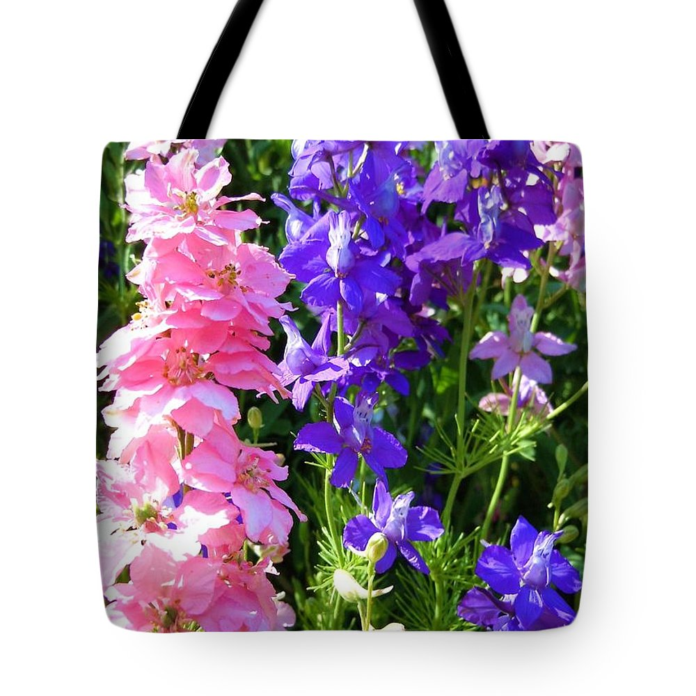 Wildflowers Tote Bag featuring the photograph Wildflowers #16 by Robert ONeil