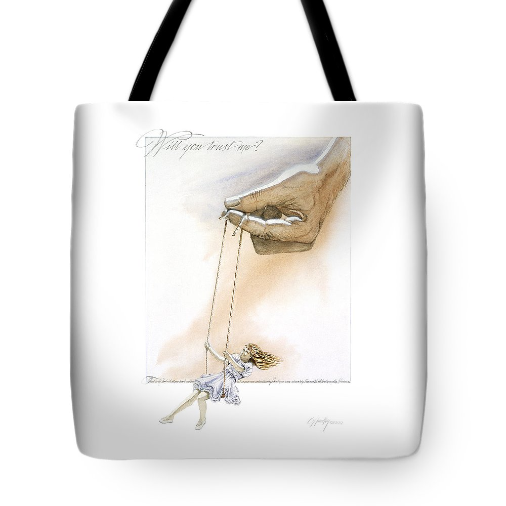 Courage Tote Bags