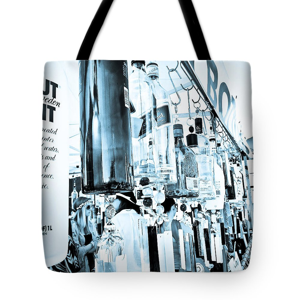 Urban Tote Bag featuring the photograph Wind Chime by Fei A