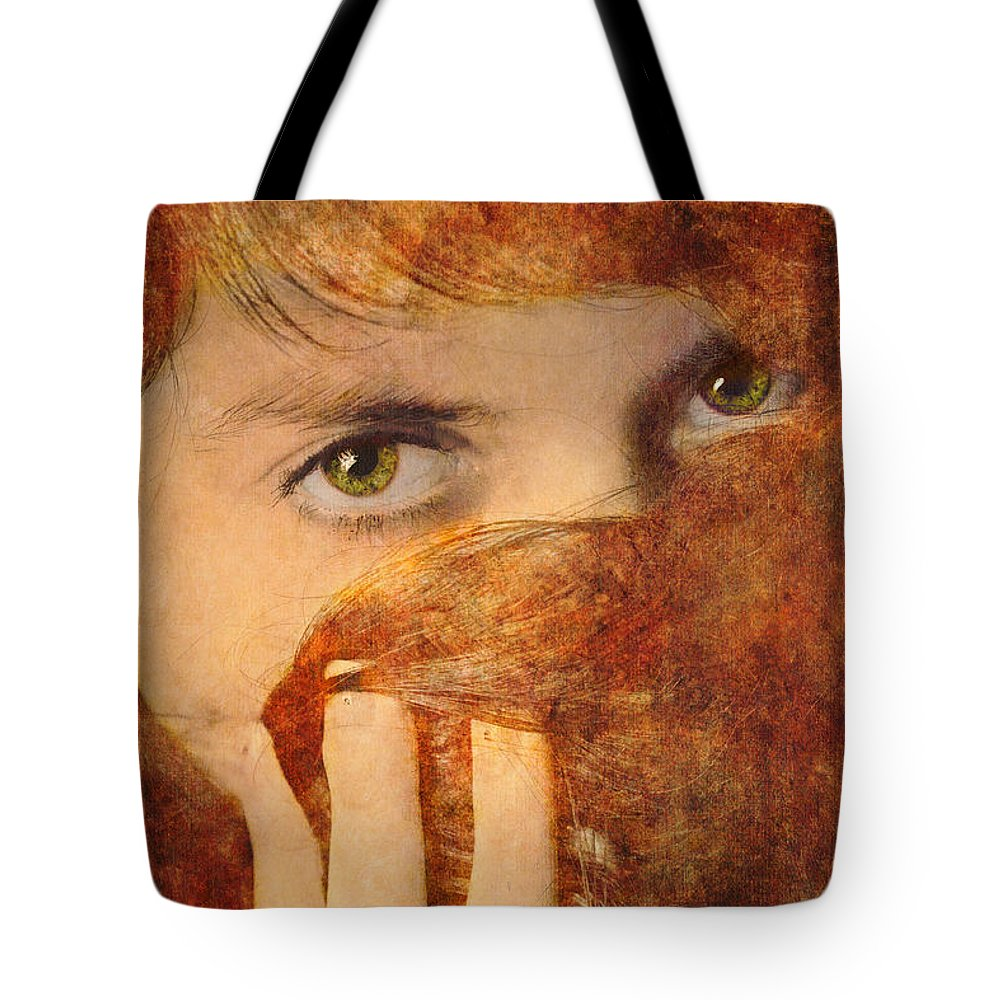 Loriental Tote Bag featuring the photograph Windows To The Soul #04 by Loriental Photography