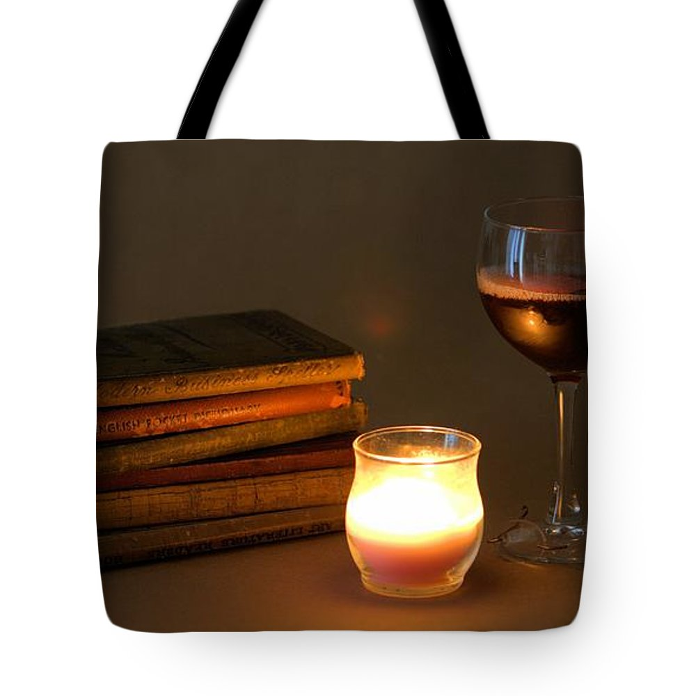7799 Tote Bag featuring the photograph Wine And Wonder A by Gordon Elwell