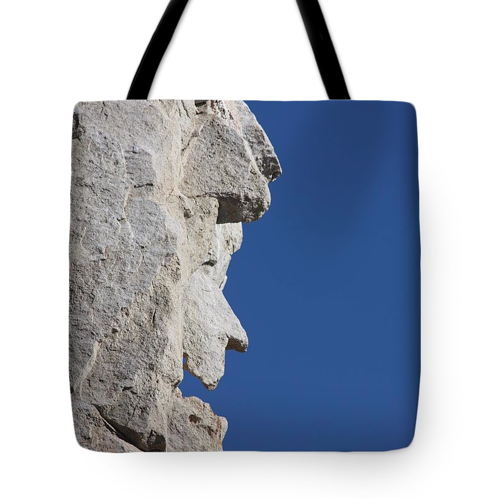 Witch Tote Bag featuring the photograph Witch Rock by Shane Bechler
