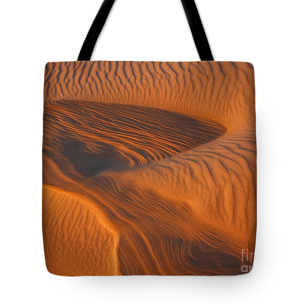 Woman Tote Bag featuring the photograph Woman In The Dunes by Beth Sargent