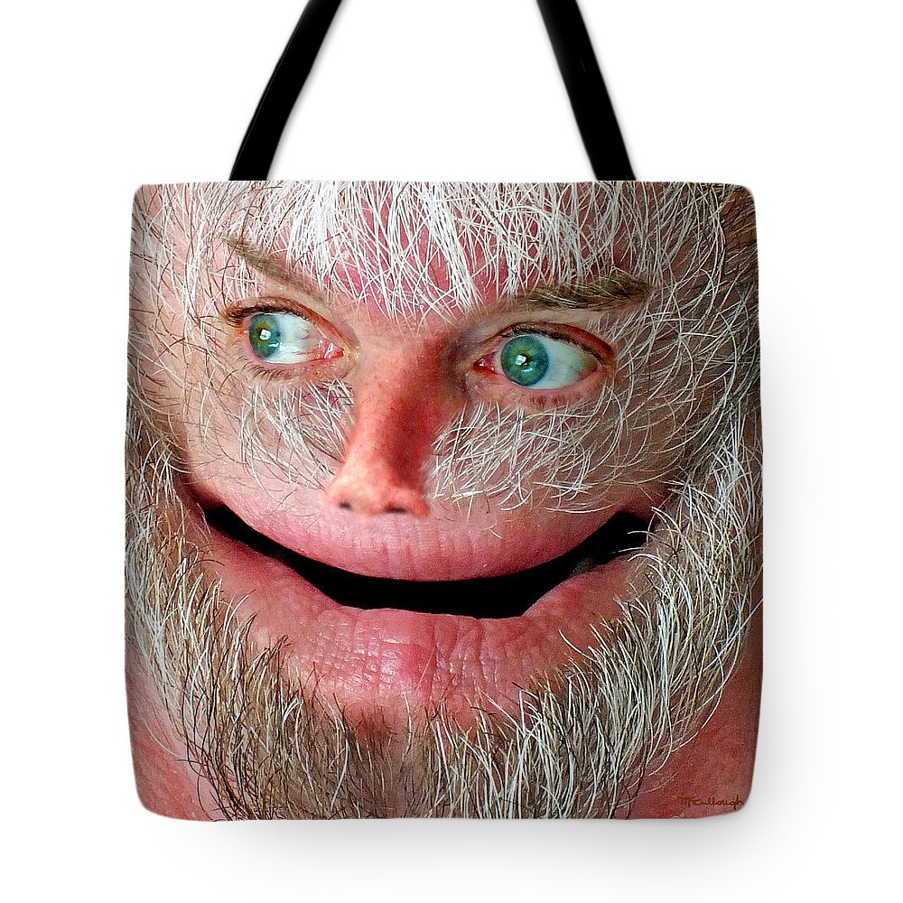 Harry Tote Bag featuring the photograph Wondering Harry by Duane McCullough