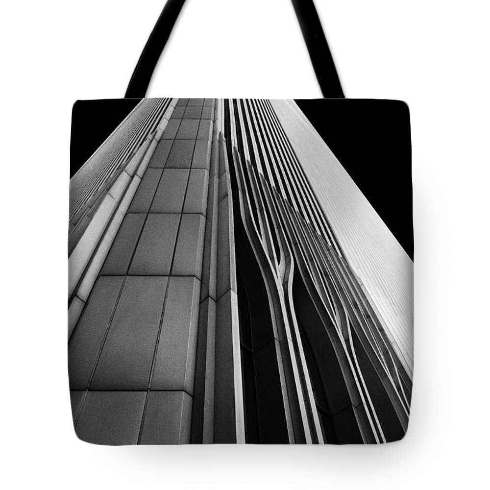 New York Tote Bag featuring the photograph World Trade Center 1 by Jeff Watts
