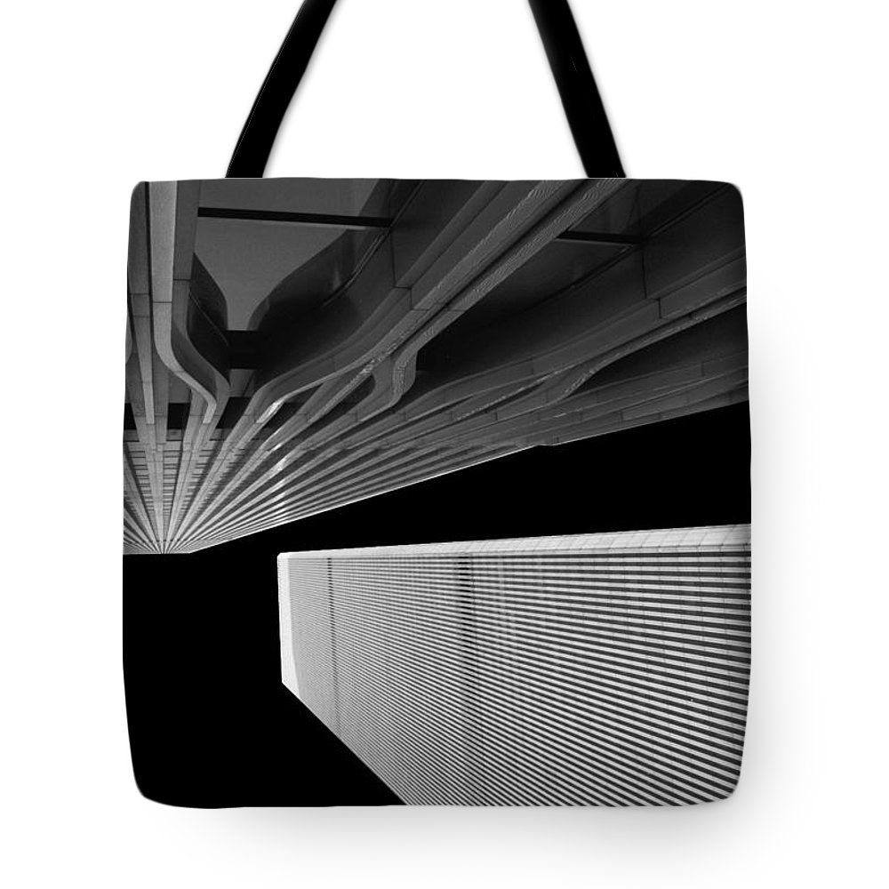 New York Tote Bag featuring the photograph World Trade Center 3 by Jeff Watts