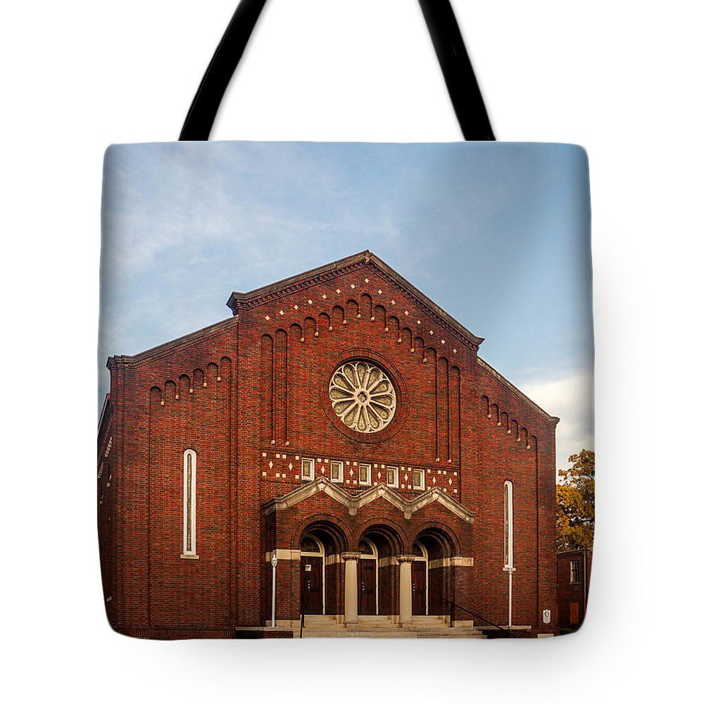 Jesus Tote Bag featuring the photograph Worship by Tracy Brock