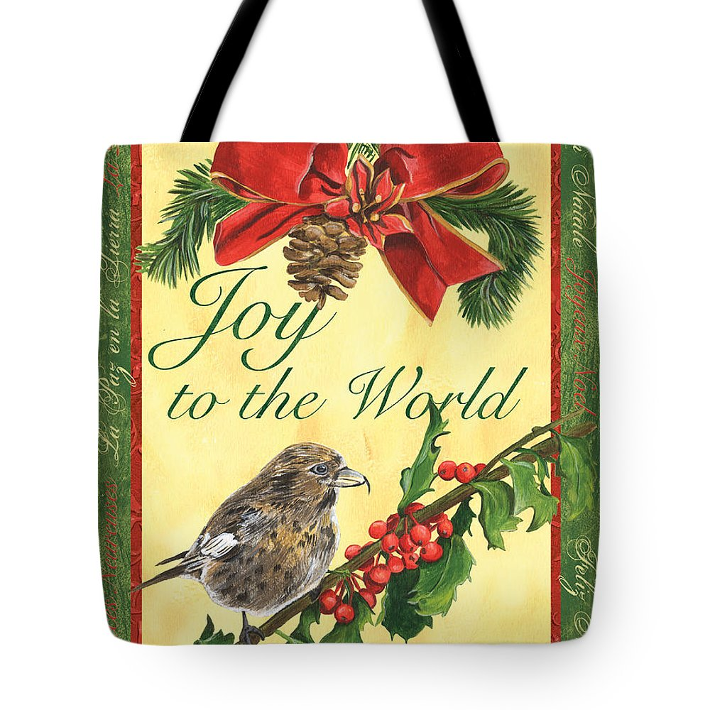 Titmouse Tote Bags