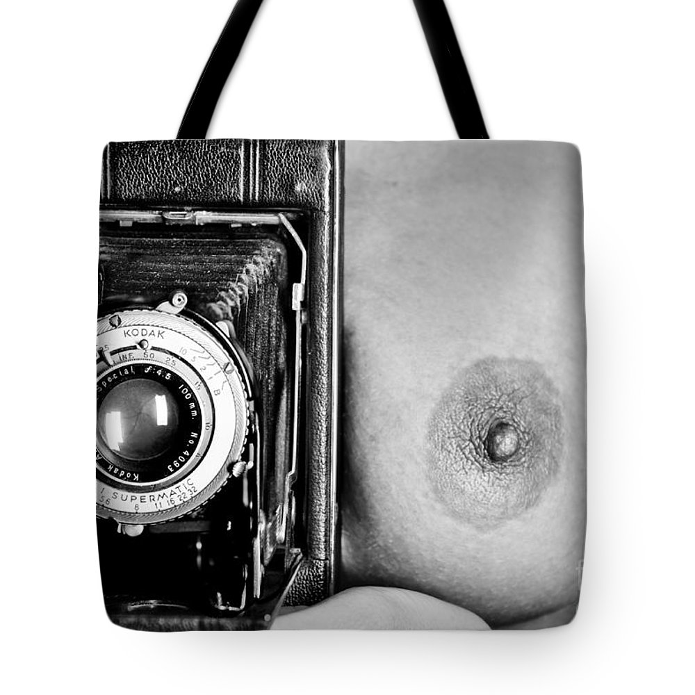 Camera Tote Bag featuring the photograph Xposure by Jt PhotoDesign