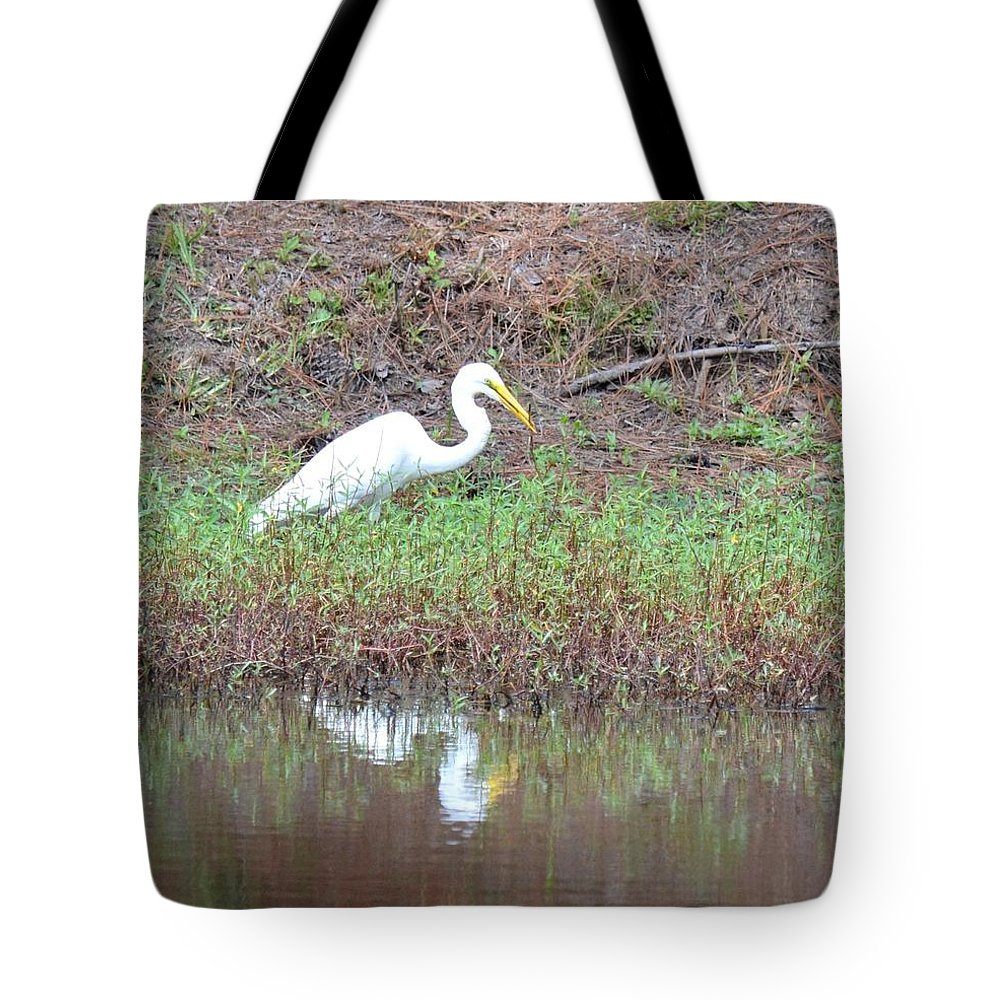 Yellow-eyed Tote Bag featuring the photograph Yellow-eyed Beauty by Maria Urso