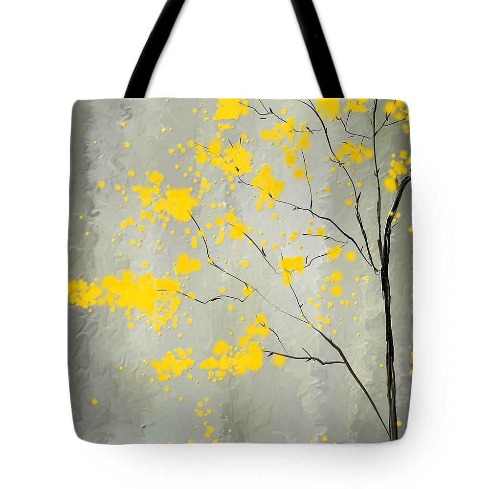 Fall Foliage Tote Bags