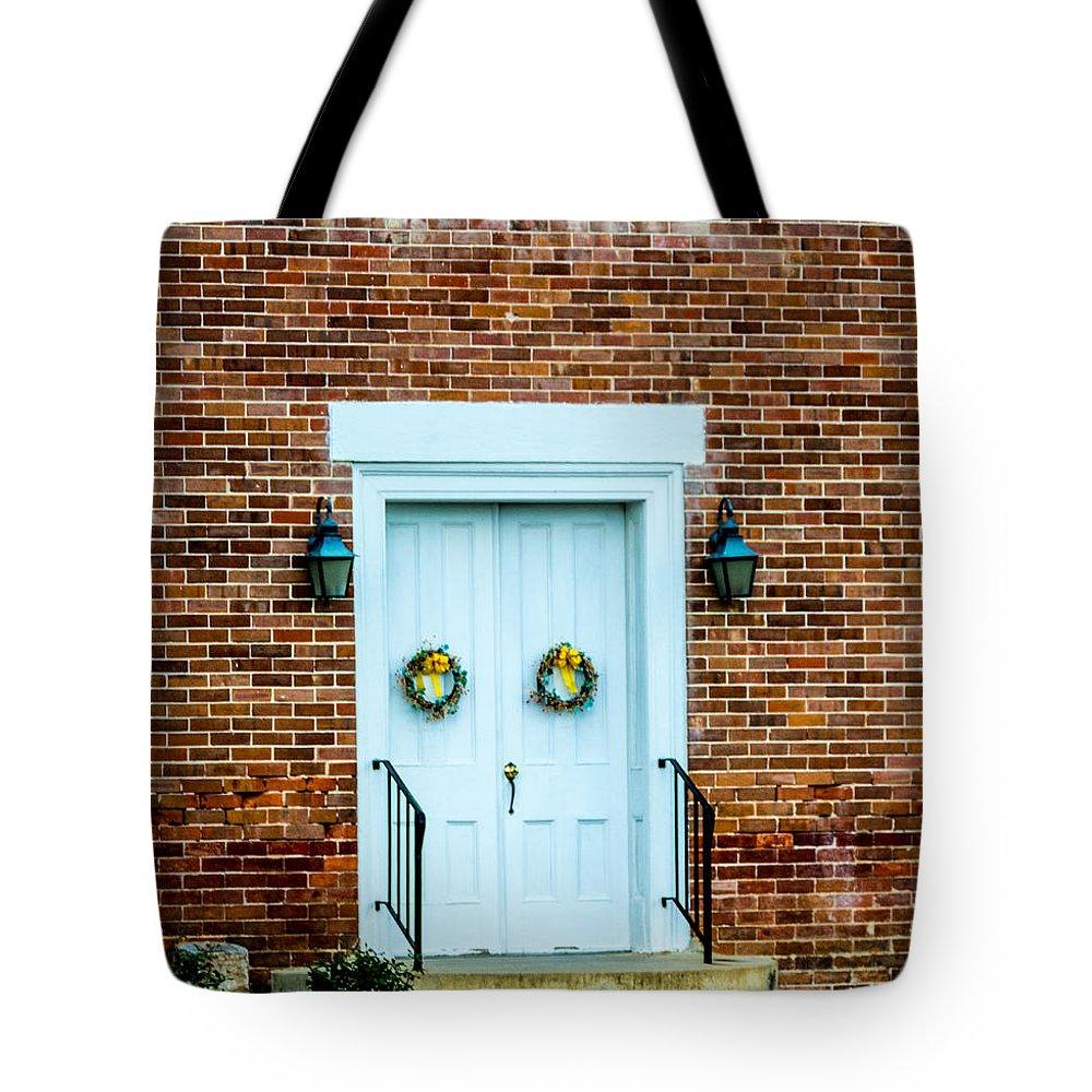 Fredericksburg Baptist Church Tote Bags