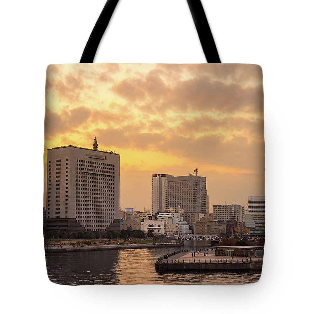 Tranquility Tote Bag featuring the photograph Yokohama by I Like Camera And Life
