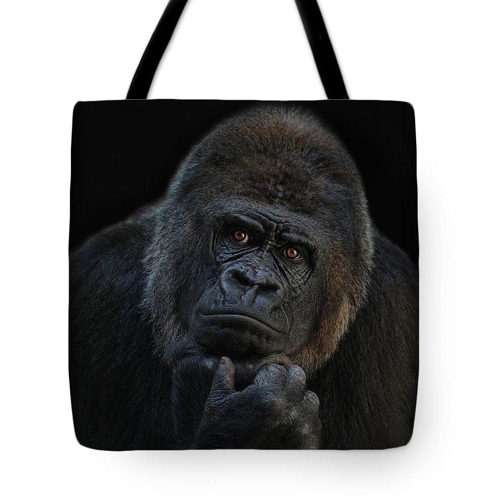 Ape Tote Bags