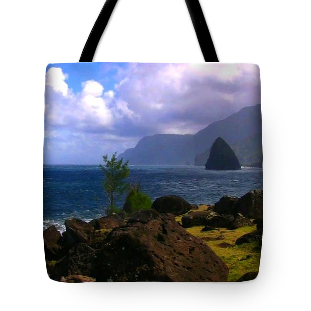 Your Serenity Spot Tote Bag featuring the photograph Your Serenity Spot by Pharaoh Martin