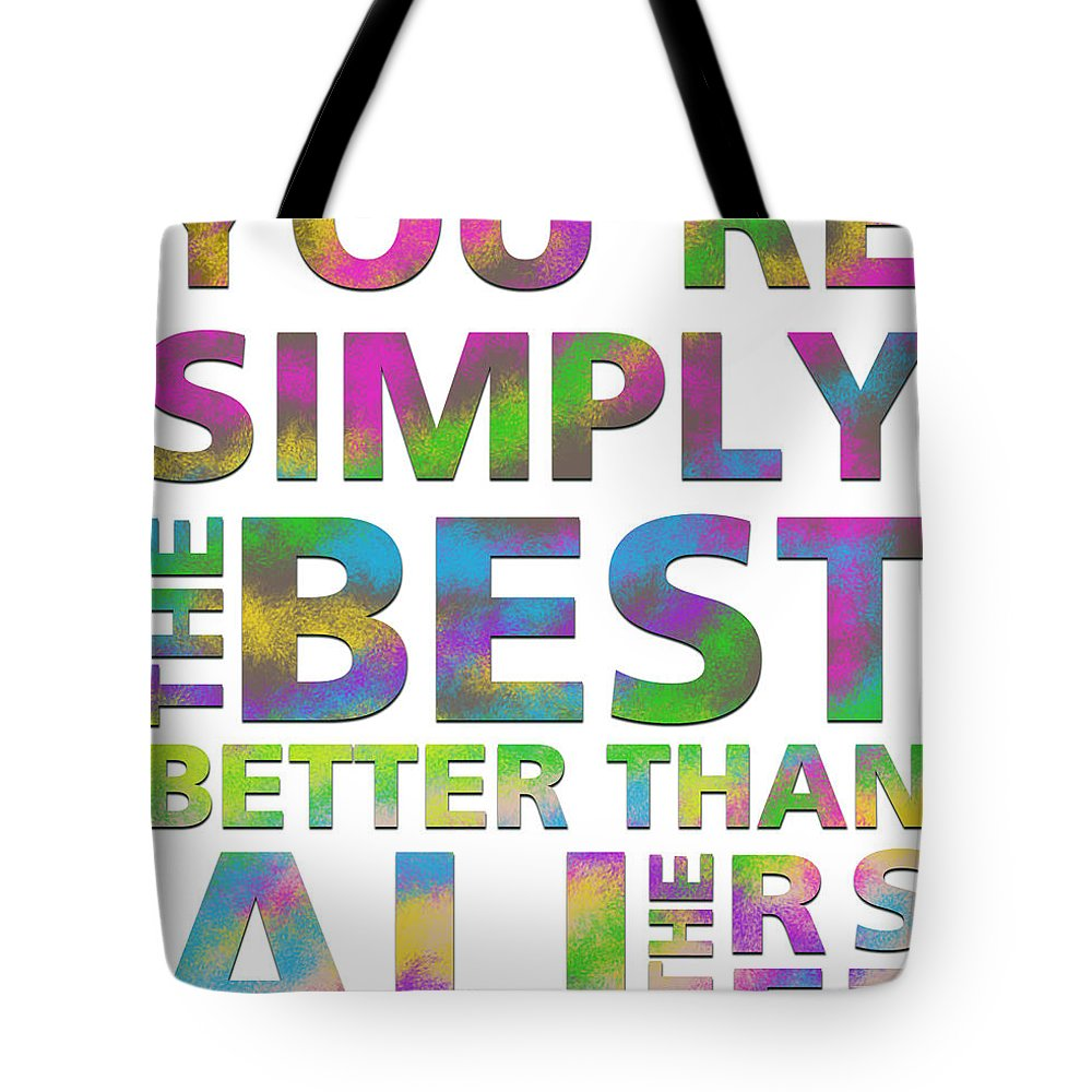 Simply Best >> You Re Simply The Best Greeting Card For Sale By Gina Dsgn