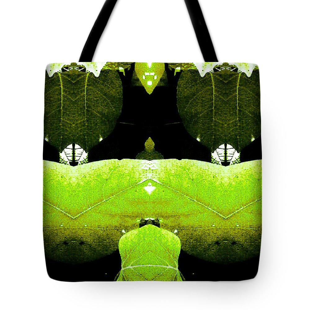 Leaf Tote Bag featuring the photograph Zen Leaves 2 by Marianne Dow