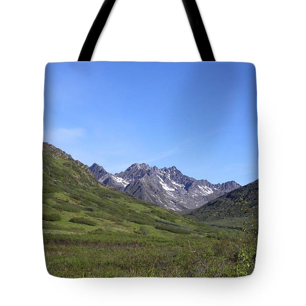 Doug Lloyd Tote Bag featuring the photograph Archangel Valley by Doug Lloyd