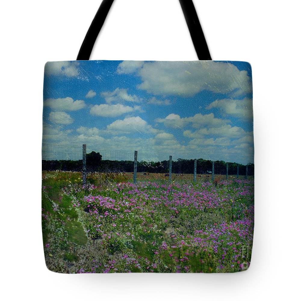 Flax Tote Bag featuring the photograph Archer Flax by Bob Senesac